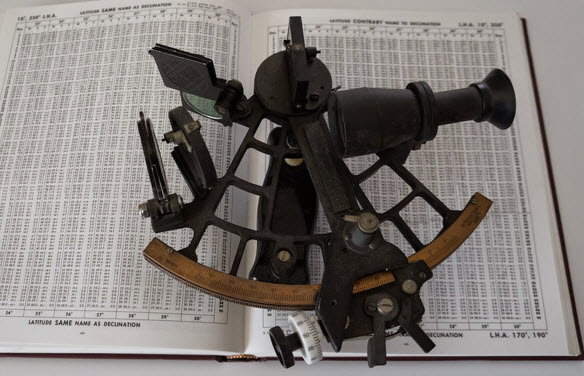 Sextant picture