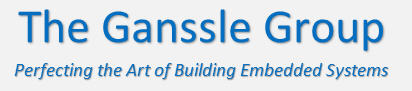 The logo for The Ganssle Group