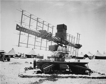 SCR-268 RADAR picture