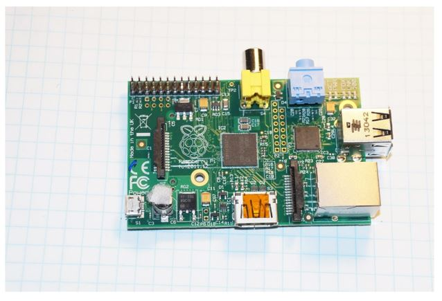 the Raspberry Pi CPU