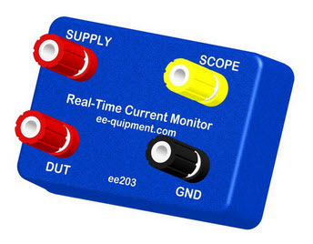 Real-Time Current Monitor