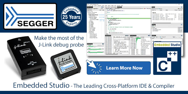 SEGGER Embedded Studio The leading cross platform IDE