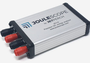 Joulescope for giveaway
