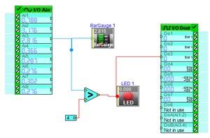 LabRecon comparison circuit