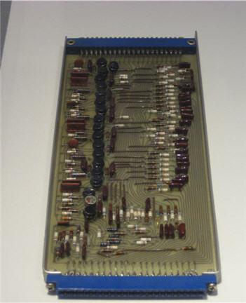 DEC PDP-5 module