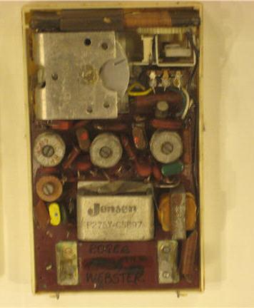 TR-1 computer circuit board