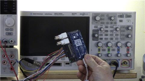 Video - A review of the LabTool scope/logic analyzer