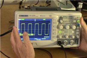 Video - A review of Siglent's SDS1102 oscilloscope